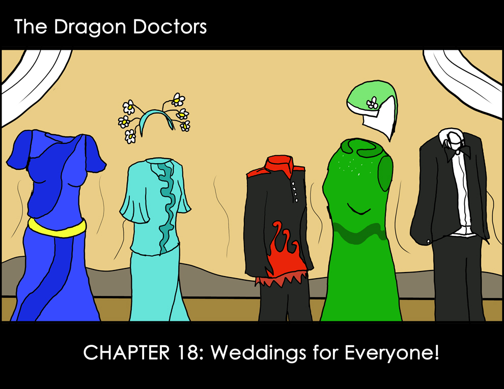 Chapter 18: Weddings For Everyone