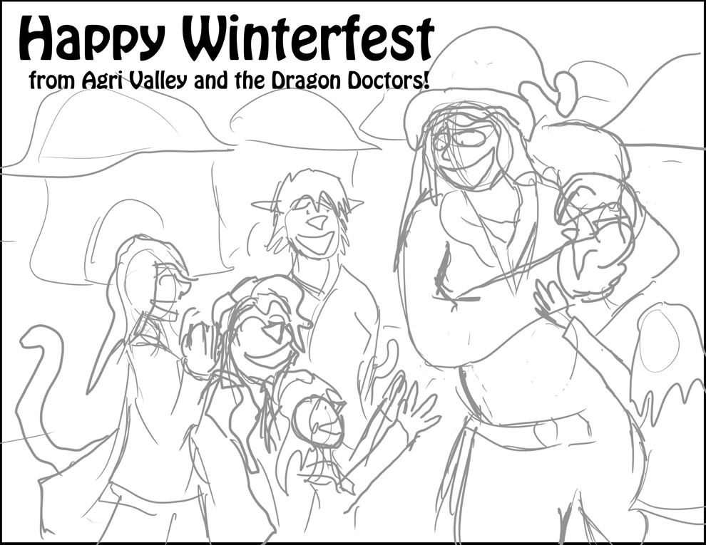 Happy Winterfest, 2014