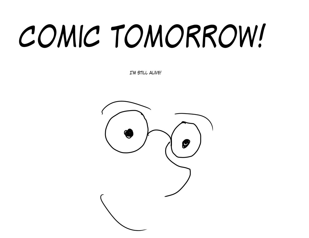 Comic Tomorrow